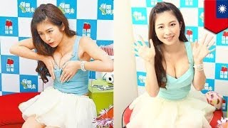 Taiwanese Sexy Idol Fried Chicken Girl Vs. Pork Chop Girl: Sino Ang Panalo?