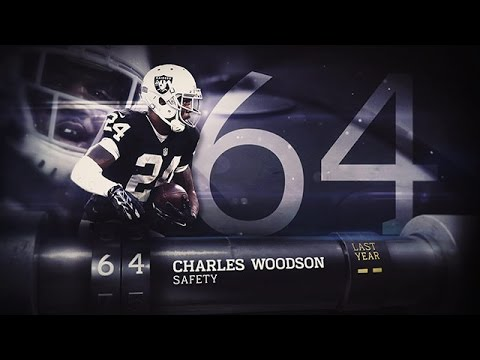 #64 Charles Woodson (CB, Raiders) | Top 100 Players of 2015