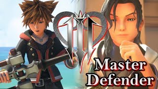 25 Days of Kingdom Hearts 3 – Master Defender | HMK