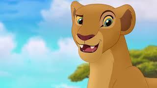 Мультфильмы Disney Хранитель лев Банга и король Сезон 1 Серия 15