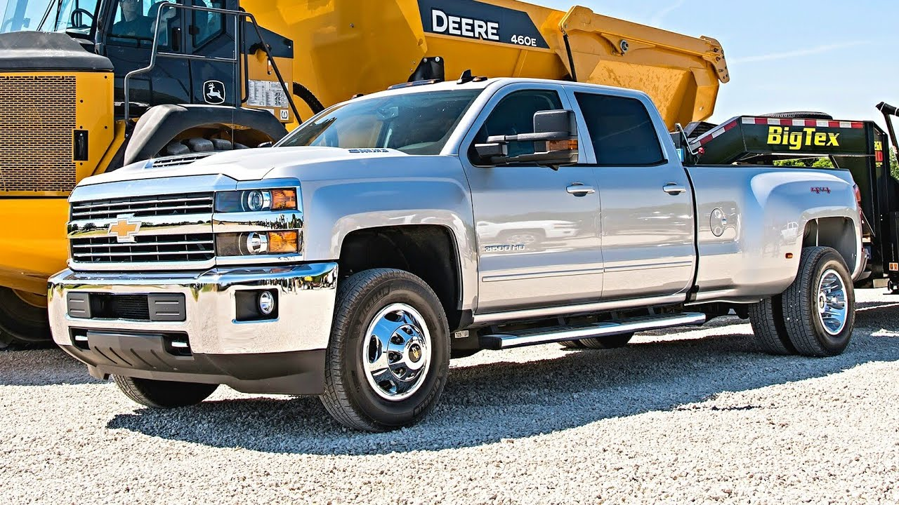 Silverado 2500 Towing Capacity >> Chevy Silverado Hd 2500hd And 3500hd Real Life Towing Capacity Test At John Deere Event