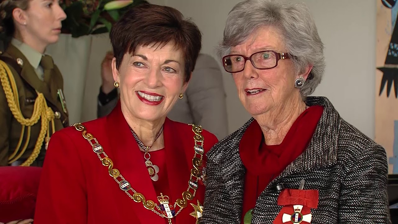 New Year Honours Investiture Ceremony 16 May 2019 Auckland Youtube