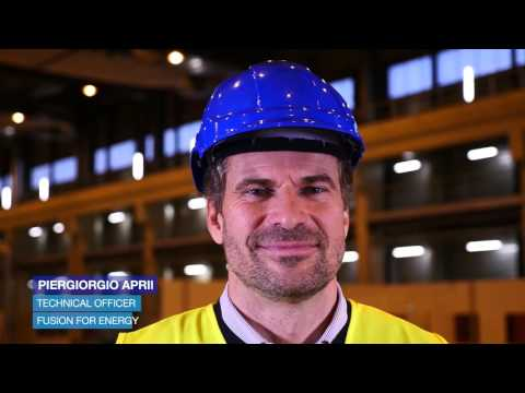 ITER WORKSITE - Manufacturing the ITER PF coils