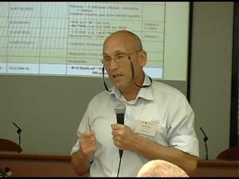 Dr  Shlomo Wald - Energy in Israel as a geopolitical island