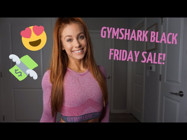 GYMSHARK BLACKOUT SALE | MY RECOMMENDATIONS & UNDERRATED GEMS