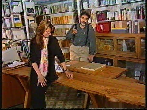 1999 - CANAL ESTILO - Interiores: Enric Miralles - Casa mercaders