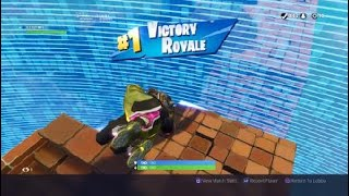 Fortnite Battle Royale Solo Victory Royale  (Spike TRAP AFK KILL HILARIOUS MUST WATCH)