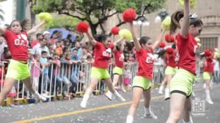 Desfile Inaugural Feria Teparbril 2016