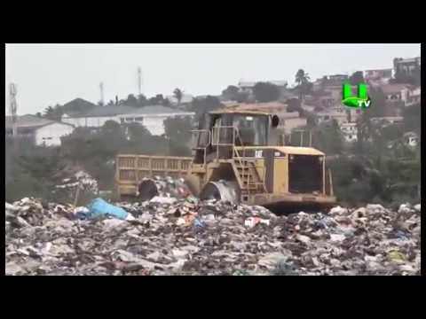 Mallam refuse dump site closed down