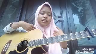 Tutorial dan tab intro, kunci dan genjrengan lagu KUN ANTA