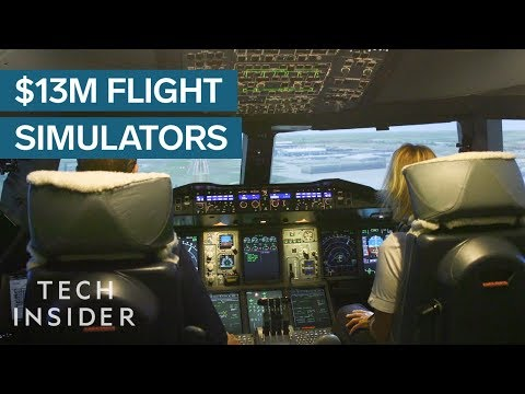 We Learned To Fly A Plane In British Airways' $13M Flight Simulator