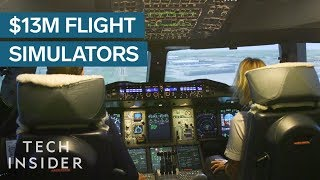 We Learned To Fly A Plane In British Airways