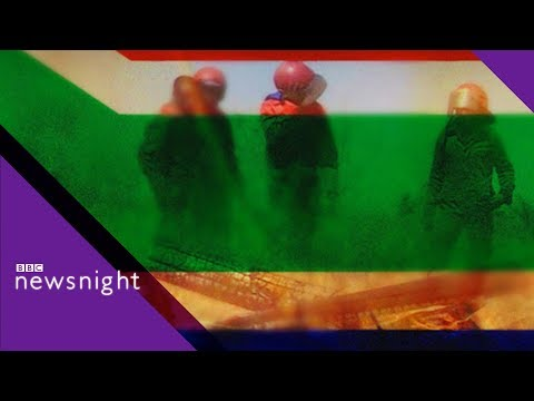 South Africa: The political fight over land - BBC Newsnight