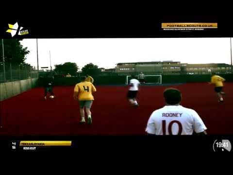 Football scouts Powerleague Tekkaslovakia vs Kiss Kut 5 a side