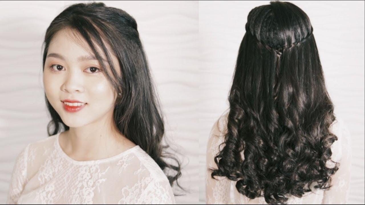 Tết tóc kiểu thác nước xinh đẹp | Mẹo Làm Đẹp  | Phụ Nữ và Gia Đình