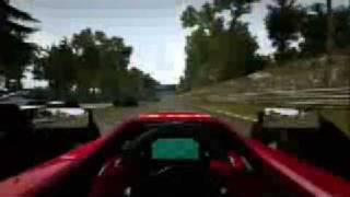 Game Race Pro Class Reveal Formula Trailer