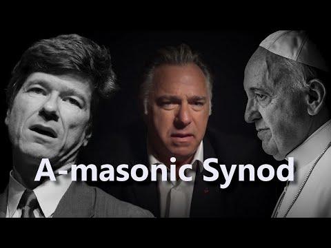 AMAZON: Catholic World Rejects Globalist Synod (#IamCatholicMaccabees)