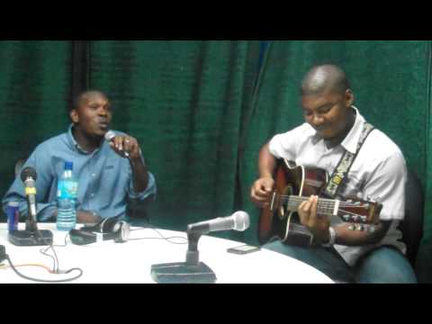Sherwinn Dupes Brice  Never Enough  Live At Lunch Acoustic Set Ft Jedidiah Joseph