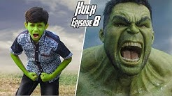 The Hulk Transformation Episode 8 | A Short film VFX Test