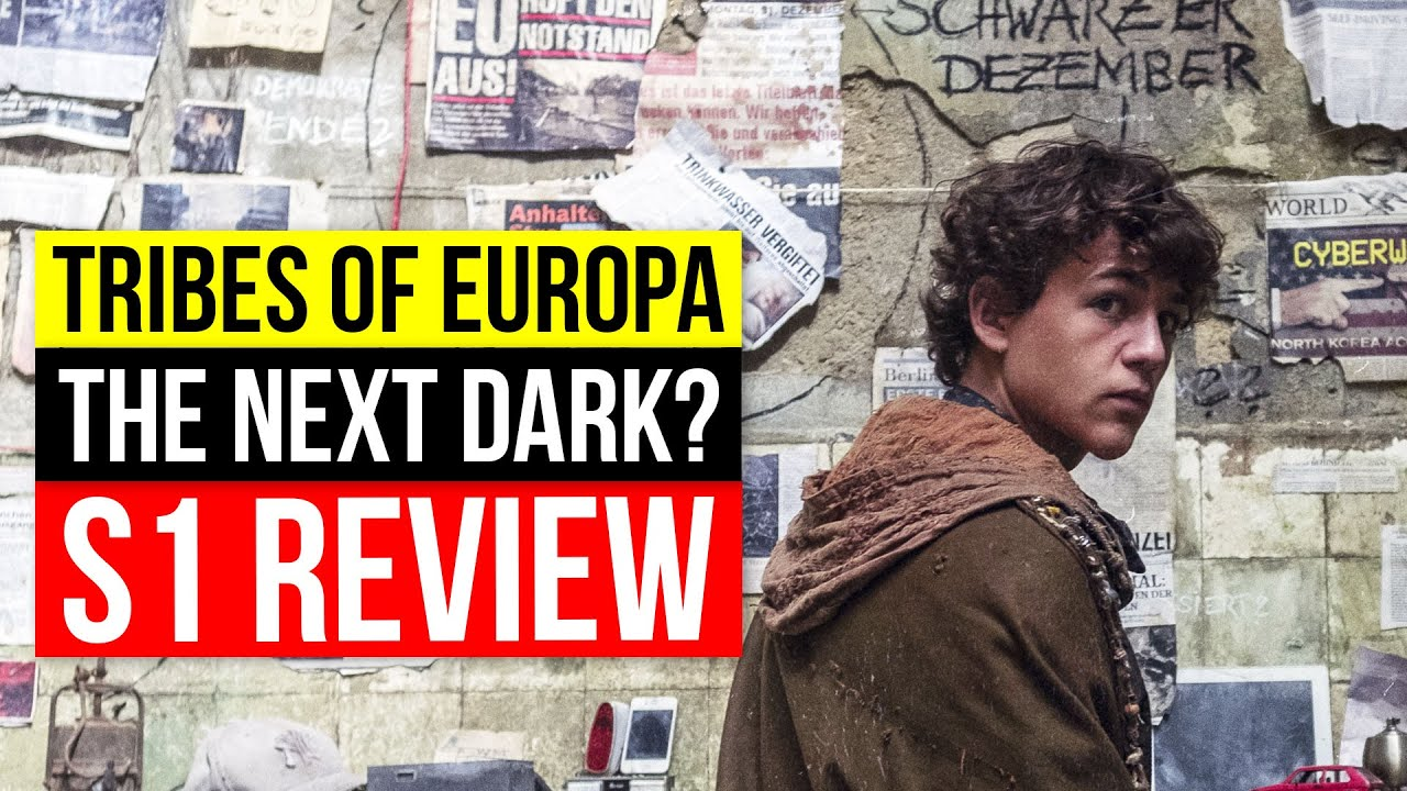 Download Tribes of Europa Season 1 Review (Light Spoilers) | Netflix