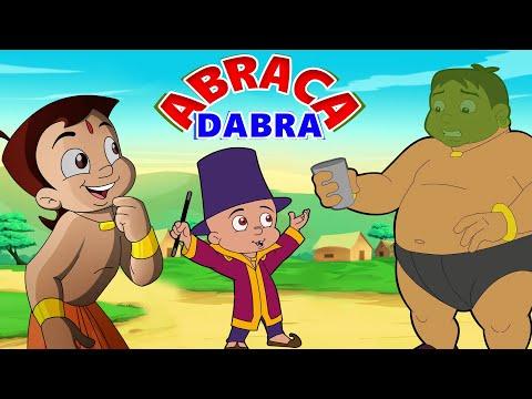 Chhota Bheem - Raju ne Kya Jaadoo Kiya?   Hindi Cartoon for Kids