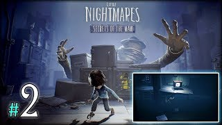 "LITTLE NIGHTMARES: Secrets of the Maw [PS4] #2 - ""Zabójczy telewizor"""