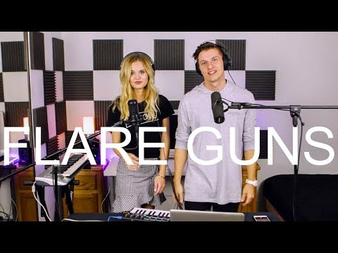 FLARE GUNS // QUINN XCII AND CHELSEA CUTLER //  COVER