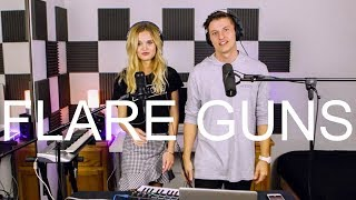 FLARE GUNS QUINN XCII AND CHELSEA CUTLER COVER