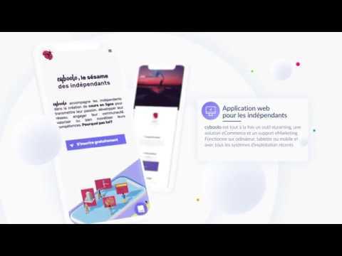 Vendre une formation en ligne avec cyboolo.io - Le sésame des freelances et des indépendants