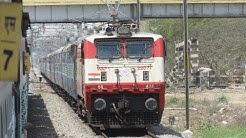 Chennai Mumbai Full Journey: Chennai Egmore Dadar Superfast Express