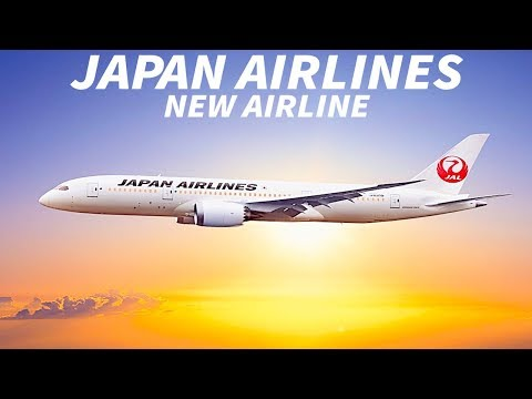 JAPAN AIRLINES to LAUNCH Brand NEW AIRLINE