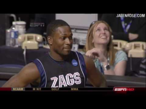2009 NCAA Dunk Contest Round 1, Part 2 -  HD