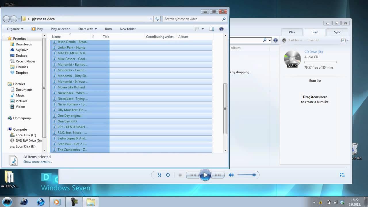 nero program za rezanje muzike download