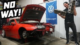 homepage tile video photo for LS1 SWAPPED Z32 GETS RIPPED APART!!