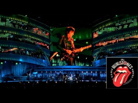 The Rolling Stones - Sway - Live  OFFICIAL