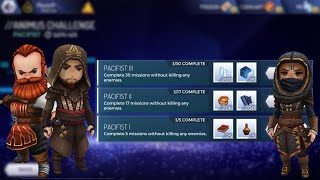 AC Rebellion – Top 3 Missions for Completing the Pacifist Animus Challenge