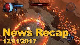 MMOs.com Weekly News Recap #125 December 11, 2017