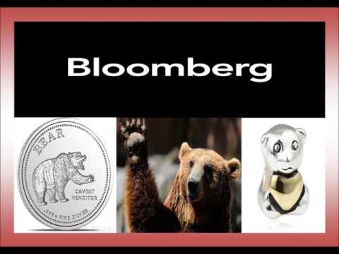 Bloomberg predicts silver is back in a bear market