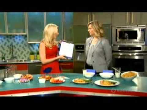 Top Tips for Healthy Eating This Spring- Abbey on Rogers Daytime Toronto