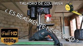 TALADRO DE COLUMNA
