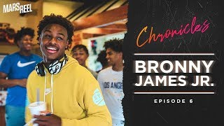 BRONNY JAMES JR. | EP.06 | Mars Reel Chronicles