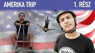 SZÉTSZEDJÜK FLORIDÁT -  USA TRIP #1 (Először Amerikában)