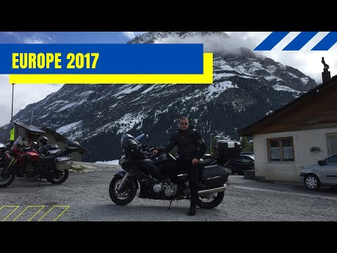 Europe Motorcycle Trip 2017- Photos