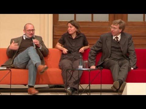 Zugang gestalten 2012, 08: Kulturelles Erbe aller –Podiumsdiskussion