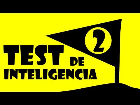 Test De Inteligencia Y Agilidad Mental 2 Juegos Mentales De