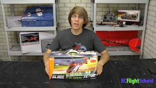 Blade MCX2 RC Helicopter Unboxing & First Review