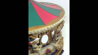 Mr. Christmas Carousel Holiday Merry-Go-Round