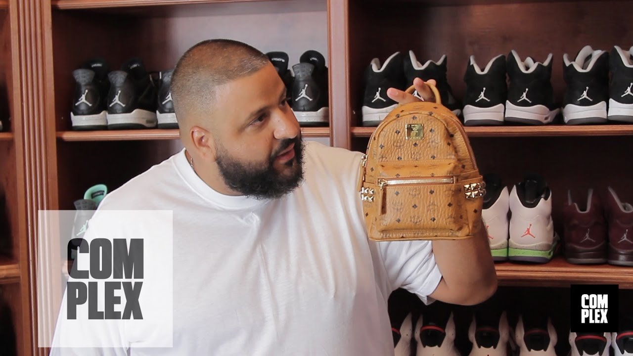 c0ace556c573 Complex Closets   DJ Khaled Shows His Sneaker Closet Pt. 2 - YouTube