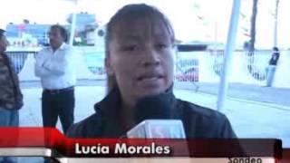 Se presenta la Paz…torela en Tenancingo, Tlaxcala