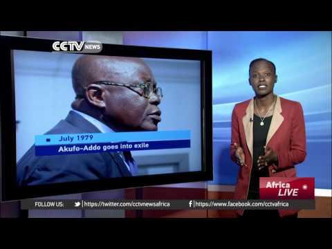 Who is Ghana's Nana Akufo-Addo